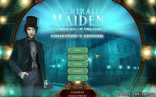 The Emerald Maiden: Symphony of Dreams CE (2013/ENG)