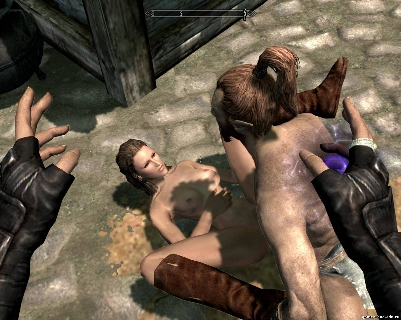 Sex in Skyrim [Alpha...