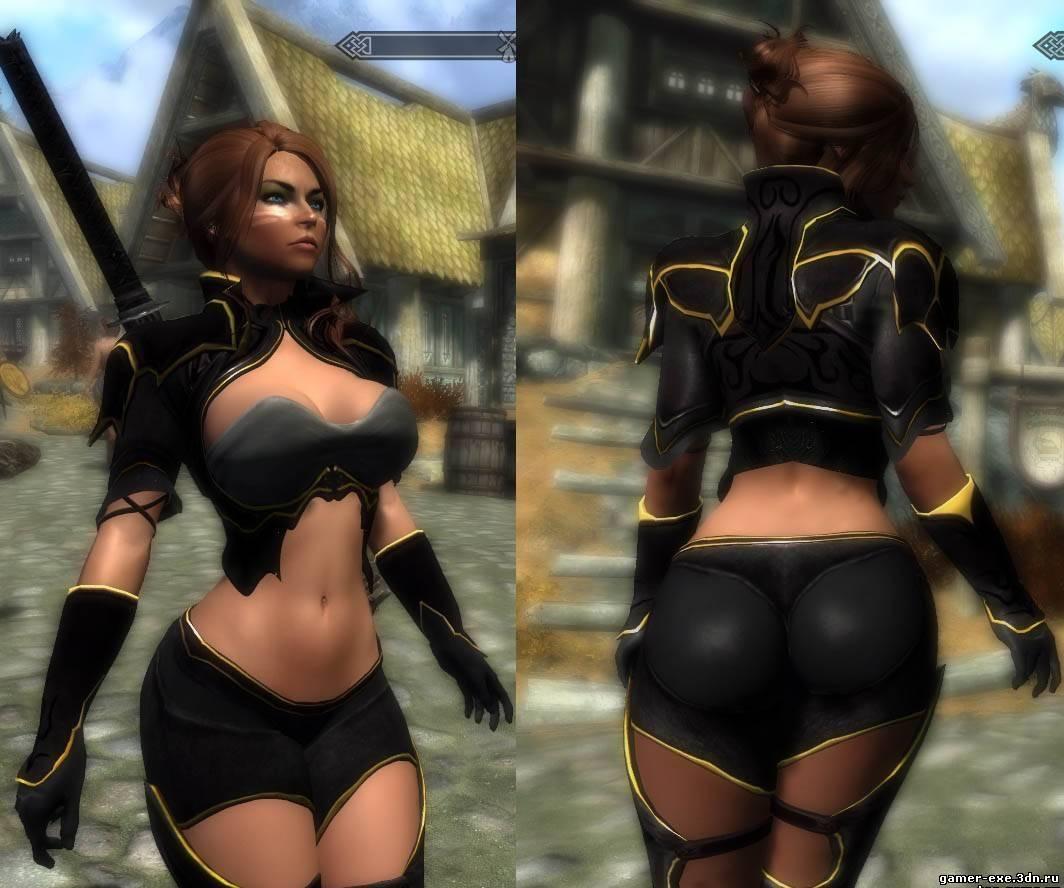 Сексуальные фото персонажей игр 6 фотография